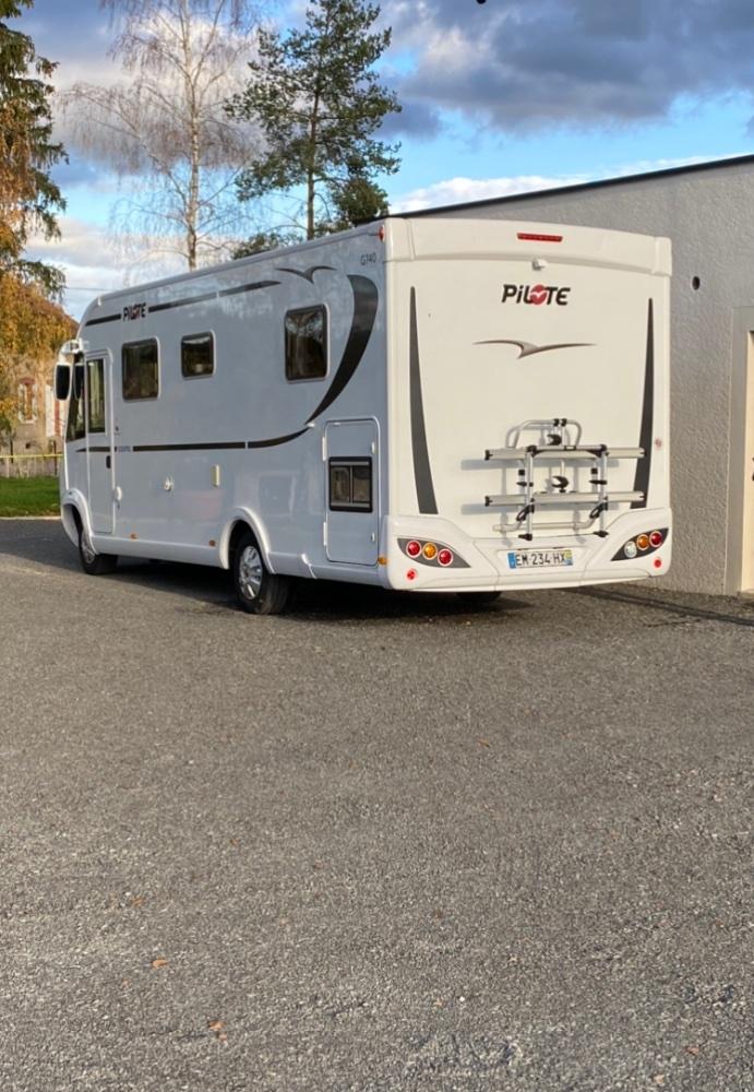 Aire camping-car à Sanvignes-les-Mines (71410) - Photo 2